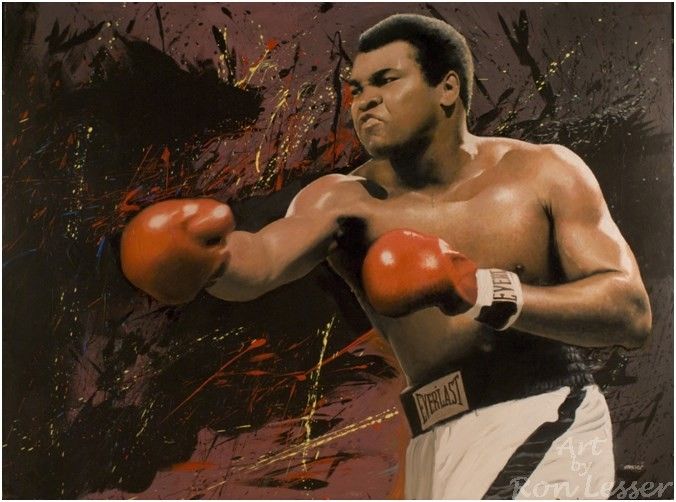 Muhammad Ali The Thrilla In Manila
