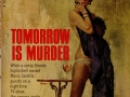 book title=Tomorrow is Murder