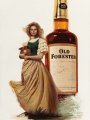 Old Forester Bourbon Ad